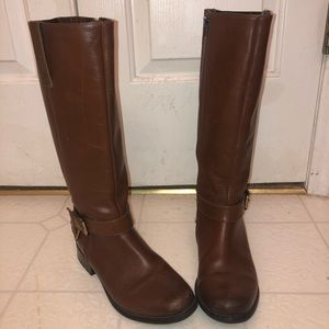 Clarks Woman's Tall Boots Size 7.5